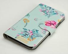 Flip wallet smartphone case