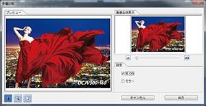 [RasterLink Tools] screen (image)
