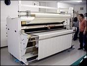Inkjet printer allowed us for streamlining procedures