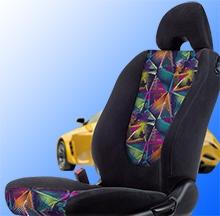 Seat fabrics