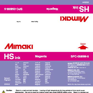 SPC-0589M HS Magenta