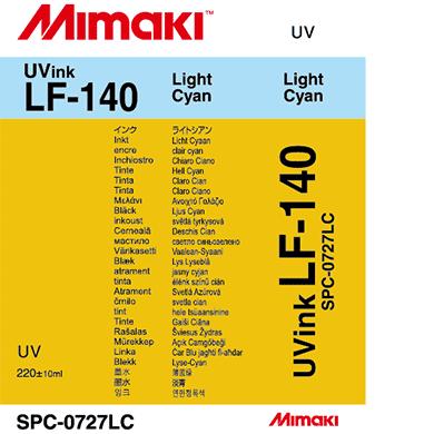 SPC-0727LC LF-140 Light Cyan