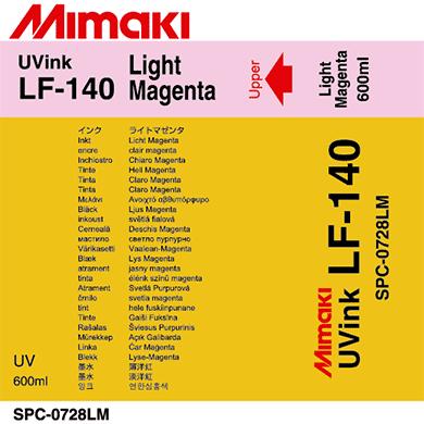 SPC-0728LM LF-140 Light Magenta