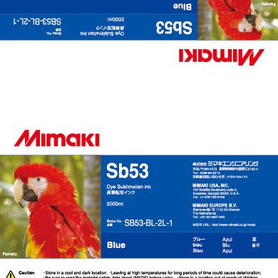 SB53-BL-2L Sb53 Blue