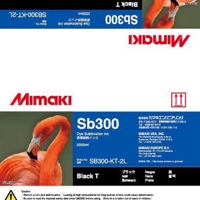 SB300-KT-2L Sb300 Black T