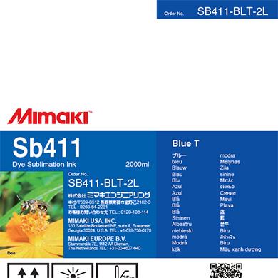 SB411-BLT-2L Sb411 Blue T