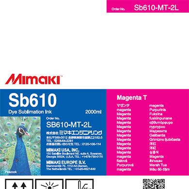 SB610-MT-2L Sb610 Magenta T