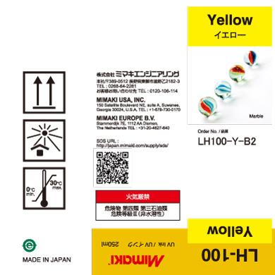 LH100-C-B2 LH-100 Yellow