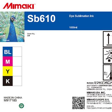 SB610-YT-BA Sb610 Yellow T