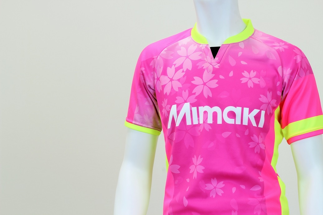 Mimaki introduces High-performance sublimation transfer ink Sb410